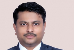 Manish Sinha, Head-IT, Vectus Industries Ltd