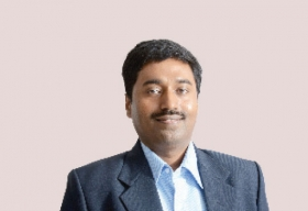 Neilmani Sahu, Head - IT, Staples India